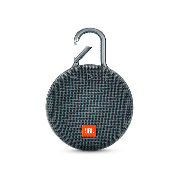 JBL Clip3 Waterproof Ultra Portable Speaker-Accessories-JBL-Blue-Starlink Qatar