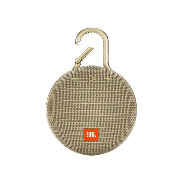 JBL Clip3 Waterproof Ultra Portable Speaker-Accessories-JBL-Sand-Starlink Qatar