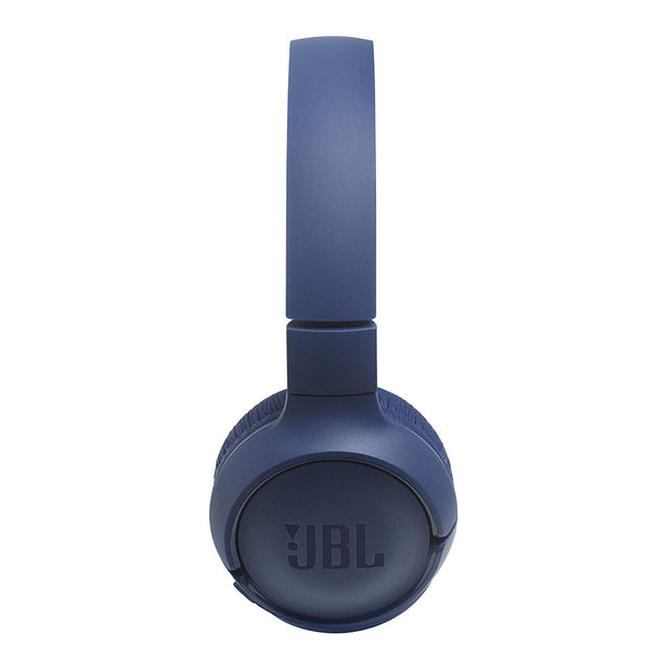 JBL On-Ear, Wireless Bluetooth Headphone - T500BT-Accessories-JBL-Black-Starlink Qatar