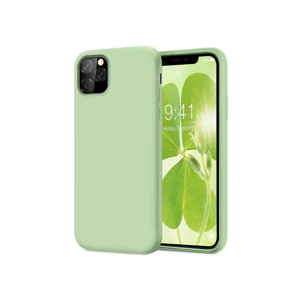 KUMEEK iPhone 11 Pro / Pro Max Silicone Soft Gel