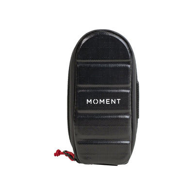 Moment Dual Mobile Lens Pouch Black Ripstop-Accessories-Moment-Starlink Qatar