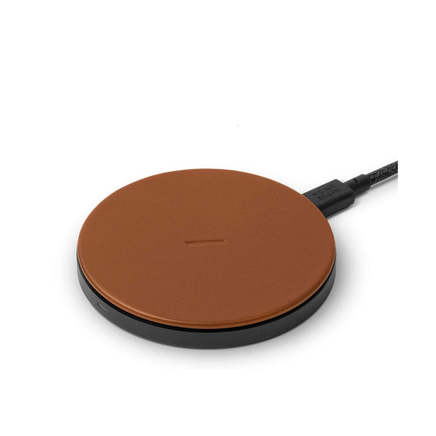 Native Union  Wireless Charger – High-Speed [Qi Certified] 10W