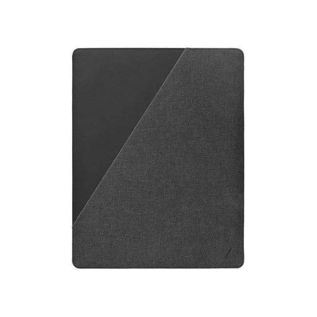 "Native Union Stow Slim for iPad Pro 12.9"" Tablet Sleeve – Sleek & Slim Premium Sleeve with Easy-Access Magnetic Closure & External Pocket Compatible with iPad Pro 12.9"""