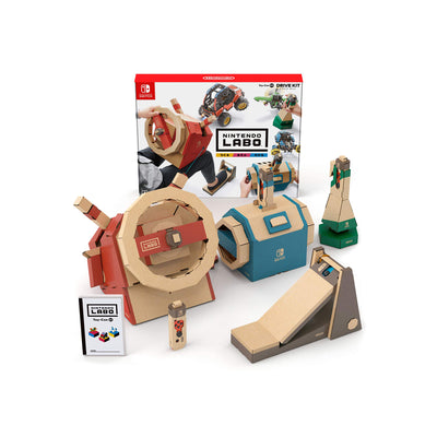 Nintendo Labo Toy-Con 03: Vehicle Drive Kit