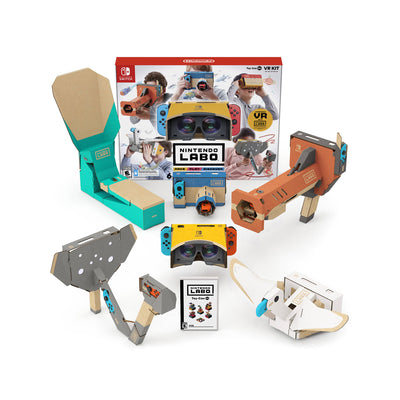 Nintendo Labo Toy-Con 04: VR Kit