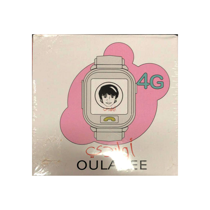 Ouladee 4G Smart Watch For Kids With GPS