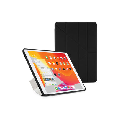 Pipetto iPad 10.2 (2019) Origami Shield - Black