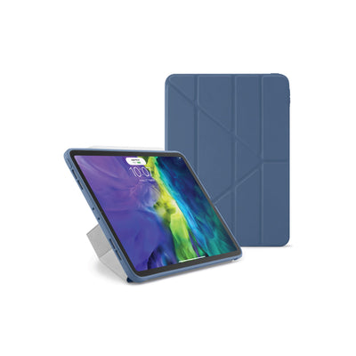 Pipetto iPad Pro 11 Origami Case (1st and 2nd Gen) - Dark Blue