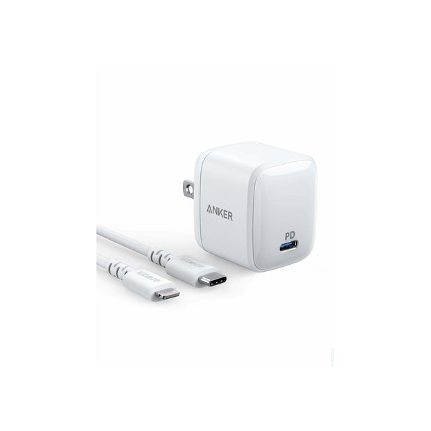 Anker PowerPort PD 1 with C to Lightning Cable - B2019KD1