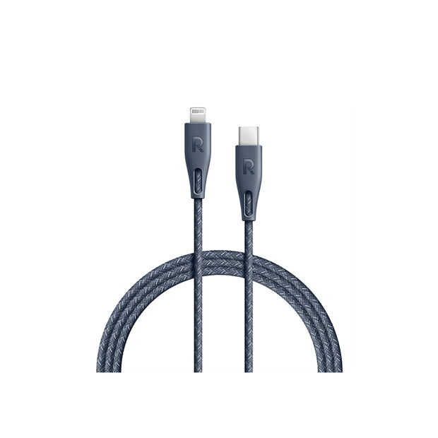 RAVPower Cable Nylon 1.2M Type-C to Lightning