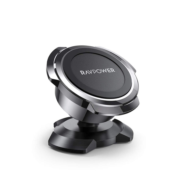 RAVPower Magnetic Car Phone Mount Black RP-SH003
