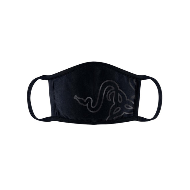 Razer Cloth Mask Black S Size - FRML Pack- Black - RC81-03680200-0000