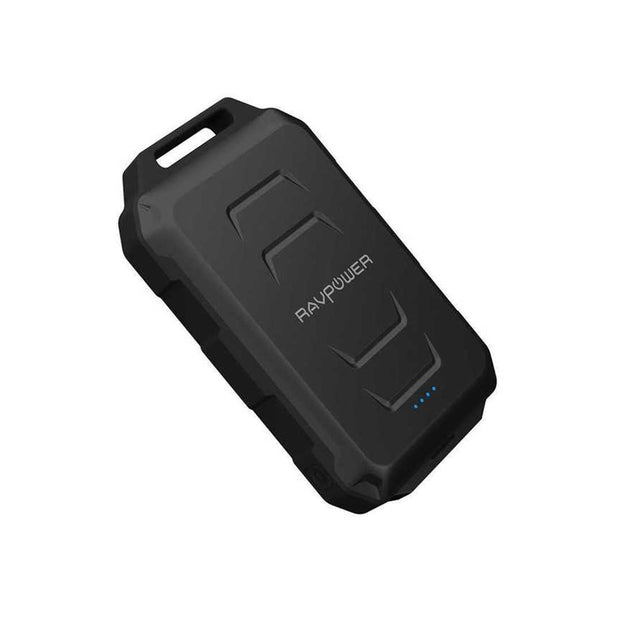 RAVPower 10050mAh Waterproof Power Bank-Accessories-RAVPower-Black-Starlink Qatar
