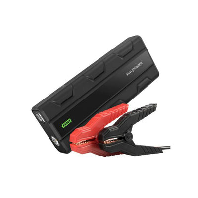 RAVPower 14000mAh 1000A Peak Current QC3.0 Car Jump