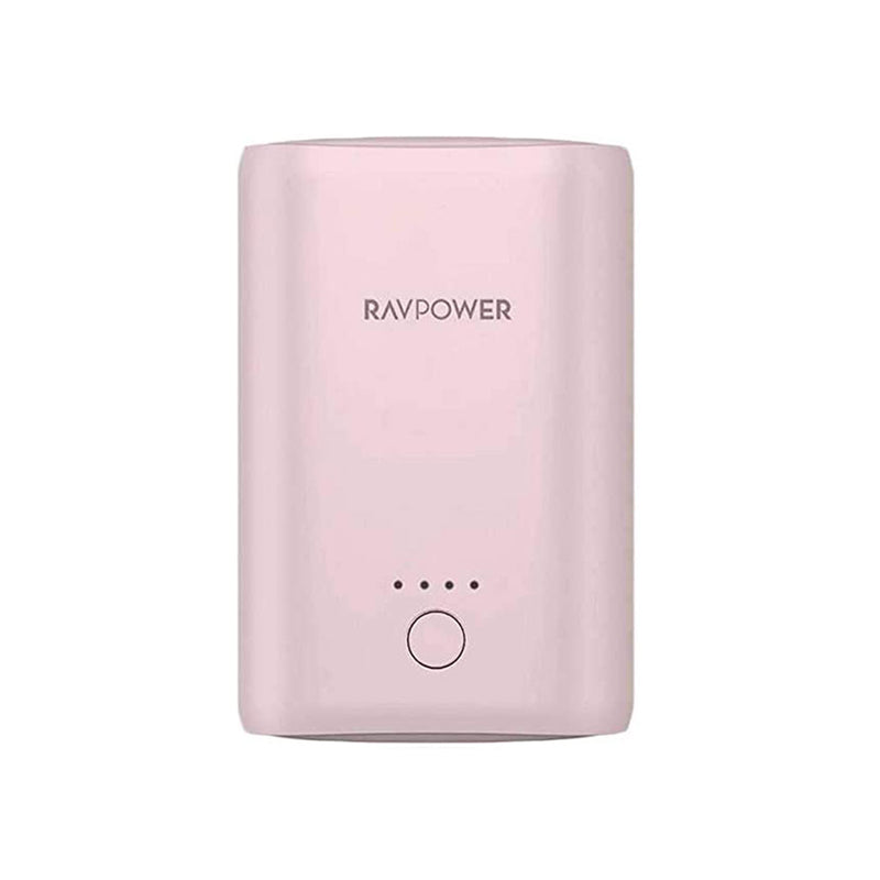 RAVPower 10050mAh SB Power Bank Offline-Accessories-RAVPower-Pink-Starlink Qatar