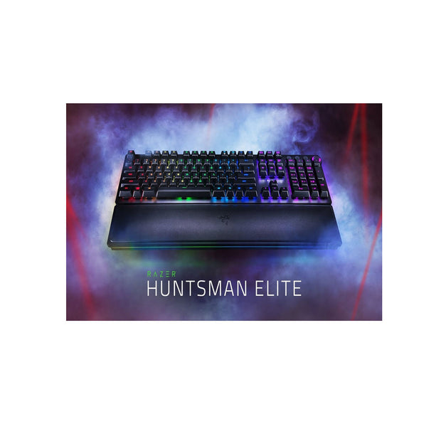 Razer Huntsman Elite Gaming Keyboard-Gaming-Razer-Starlink Qatar