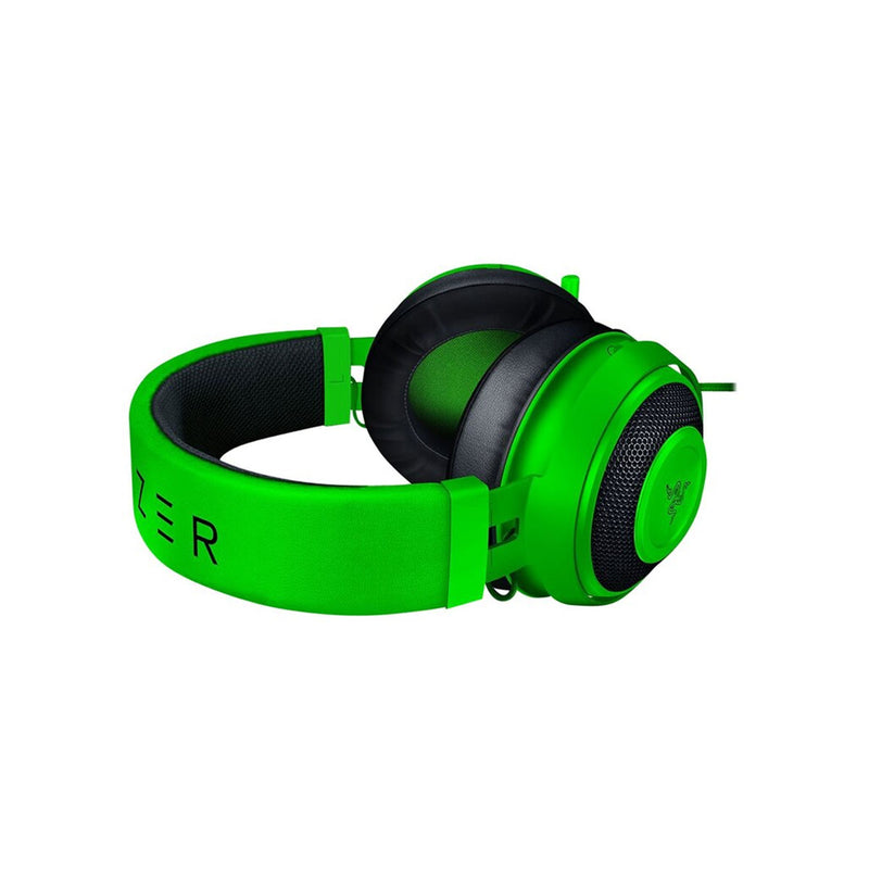 Razer Kraken Multi-Wired Competitive Gaming Headset-Gaming-Razer-Green-Starlink Qatar