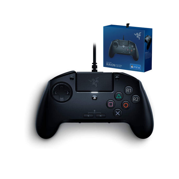 Razer Raion Fightpad For PS4 Gaming Controller-Gaming-Razer-Starlink Qatar