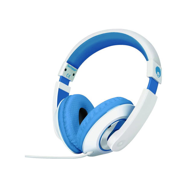 ROCKPAPA On Ear Stereo Headphones for iPads and iPhones