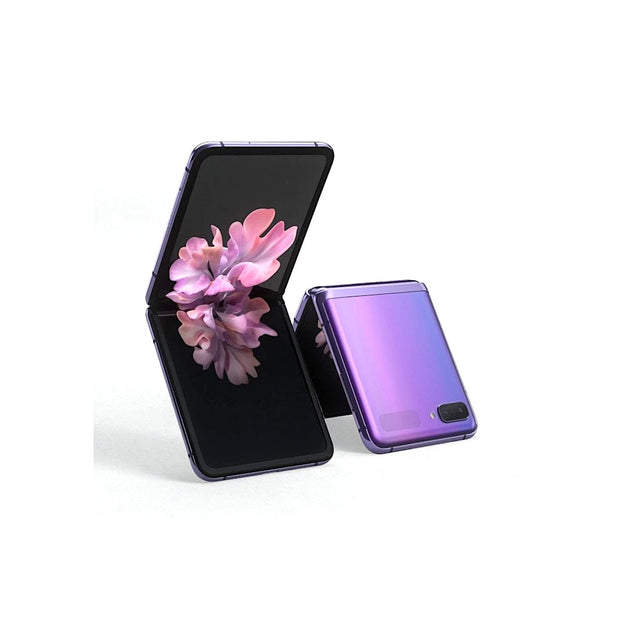 Samsung Galaxy Z Flip-Device-Samsung-Mirror Purple-256GB-Starlink Qatar