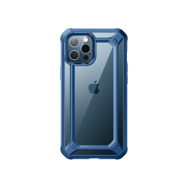 SupCase Unicorn Beetle EXO Pro Series Case for iPhone 12 / iPhone 12 Pro 6.1 Inch (Aqua)