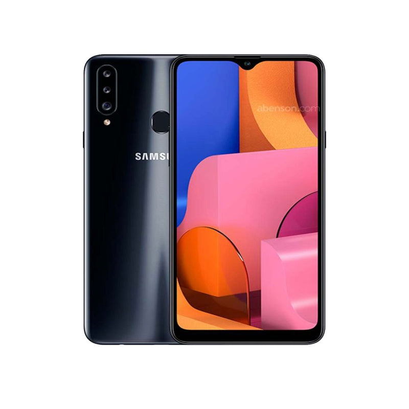 Samsung Galaxy A20s-Device-Samsung-Black-Starlink Qatar