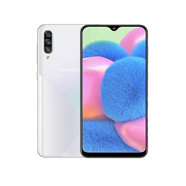 Samsung Galaxy A30s-Device-Samsung-White-64 GB-Starlink Qatar