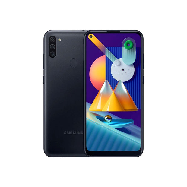 Samsung Galaxy M11-Device-Samsung-32GB-Black-Starlink Qatar