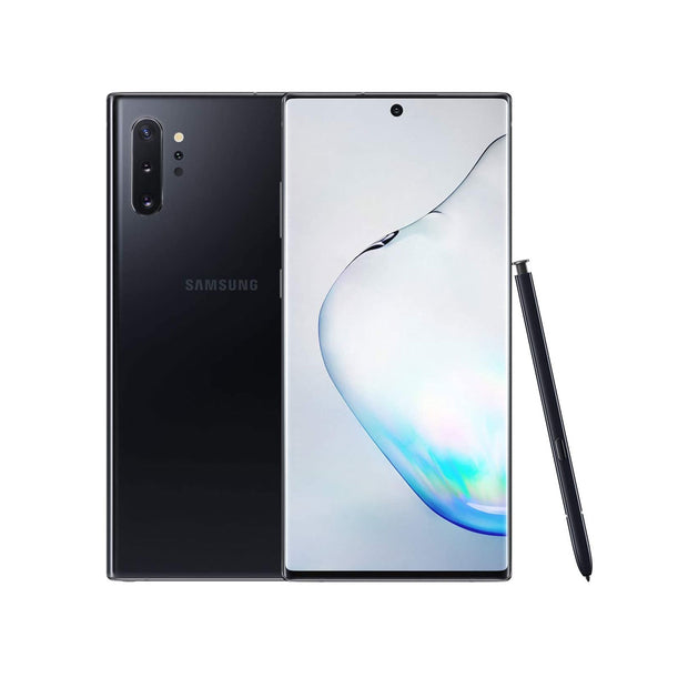 Samsung Galaxy Note 10+ 5G-Device-Samsung-Black-256 GB-Starlink Qatar