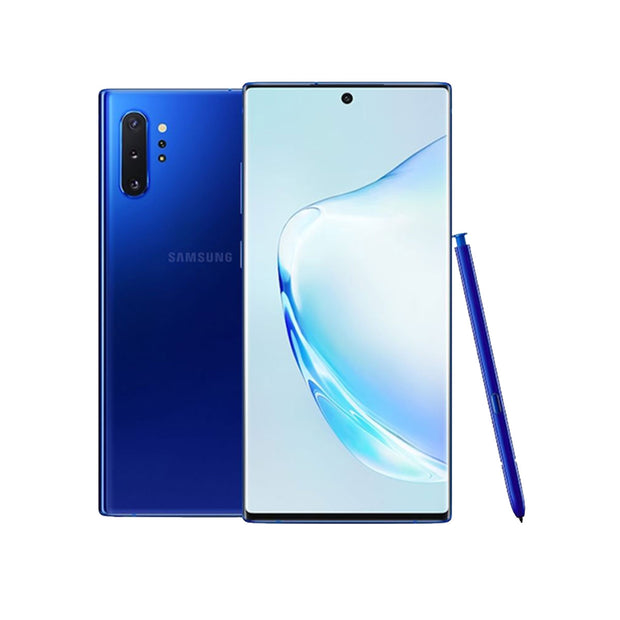Samsung Galaxy Note 10+ 5G-Device-Samsung-Blue-256 GB-Starlink Qatar