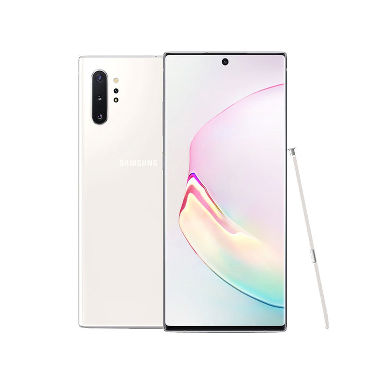 Samsung Galaxy Note 10+ 5G-Device-Samsung-White-256 GB-Starlink Qatar