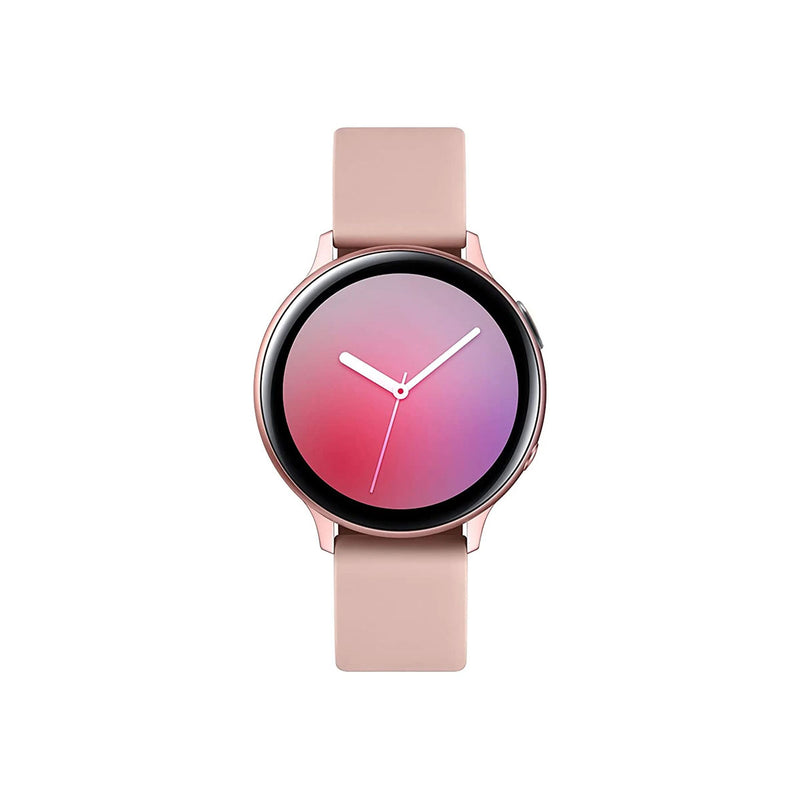 Samsung Galaxy Watch Active 2 Aluminium-Accessories-Samsung-44m-Aluminium Gold-Starlink Qatar