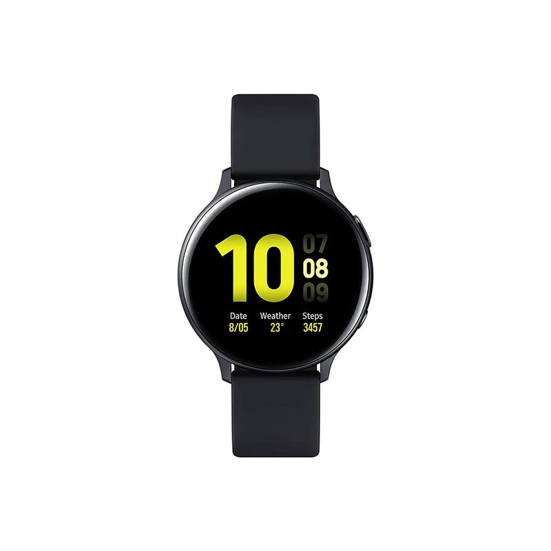 Samsung Galaxy Watch Active 2 Aluminium-Accessories-Samsung-44m-Aluminium Black-Starlink Qatar