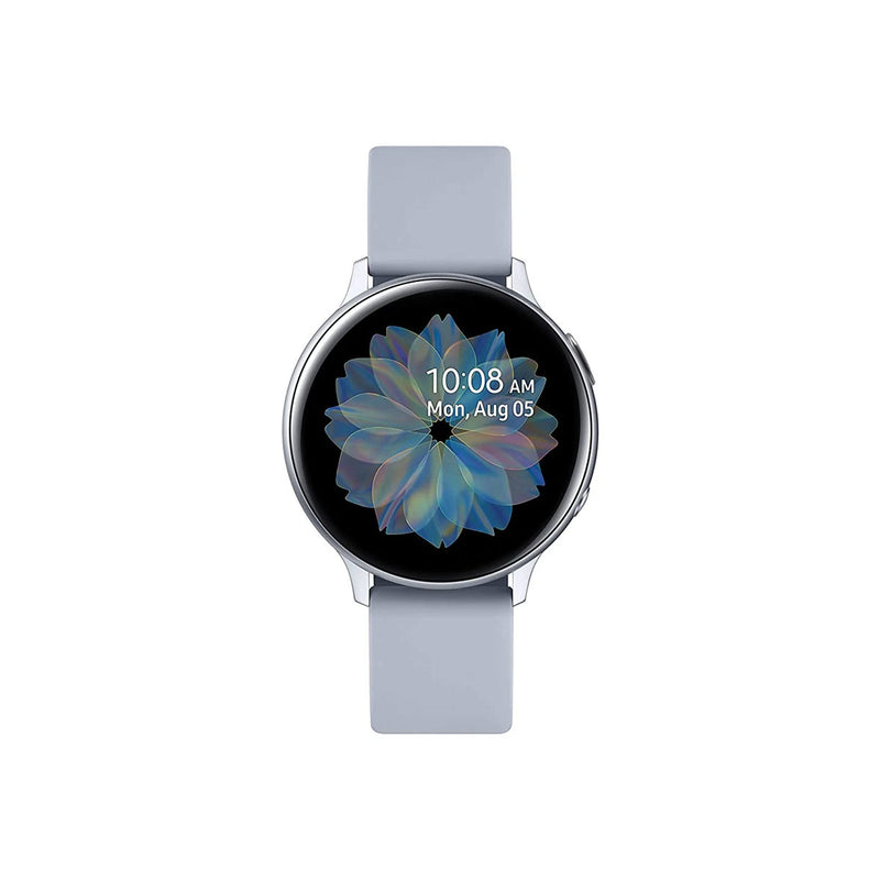 Samsung Galaxy Watch Active 2 Aluminium-Accessories-Samsung-44m-Aluminium Silver-Starlink Qatar