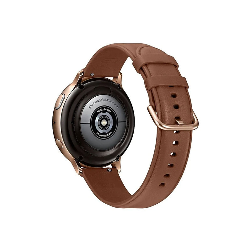 Samsung Galaxy Watch Active 2 Stainless Steel-Accessories-Samsung-40mm-Stainless Steel Silver-Starlink Qatar