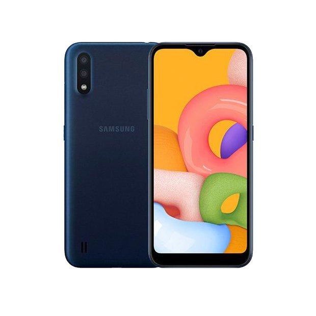 Samsung Galaxy A01-Device-Samsung-Blue-16 GB-Starlink Qatar