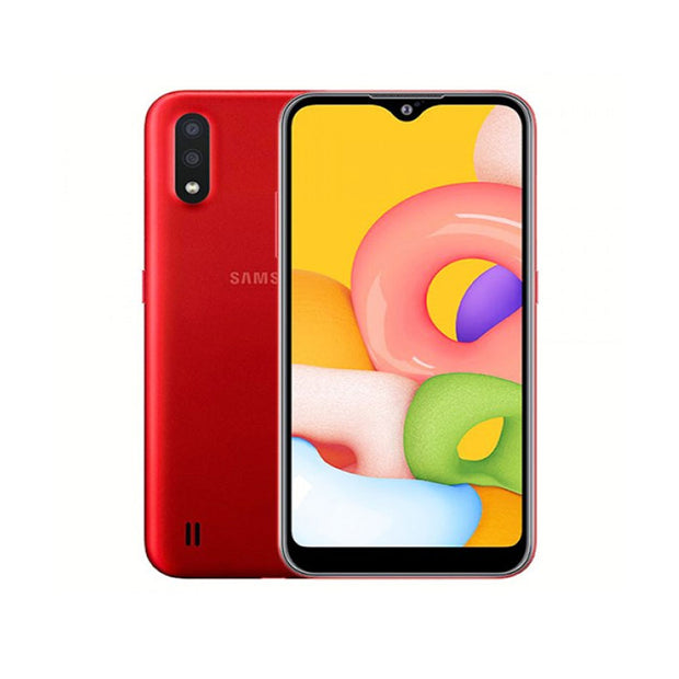 Samsung Galaxy A01-Device-Samsung-Red-16 GB-Starlink Qatar