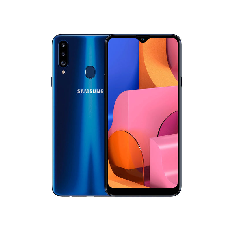 Samsung Galaxy A20s-Device-Samsung-Blue-Starlink Qatar