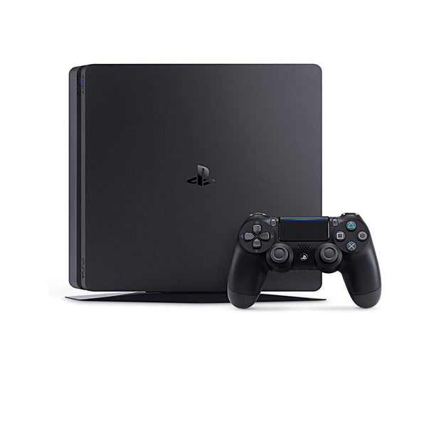 Sony PS4 1TB Slim Standalone Jet Black-Gaming-Sony-Jet Black-500 GB-Starlink Qatar