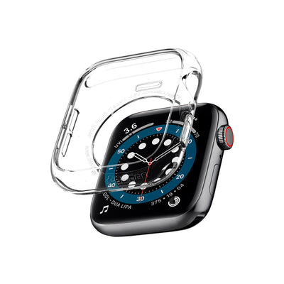 Spigen  Apple Watch Series SE / 6 / 5 / 4 (40mm) Case Liquid - Crystal Clear