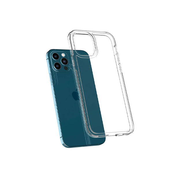 Spigen  iPhone 12 / iPhone 12 Pro Case Ultra Hybrid - Clear Case