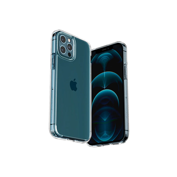 Spigen iPhone 12 Pro Max Case Ultra Hybrid - Clear Case