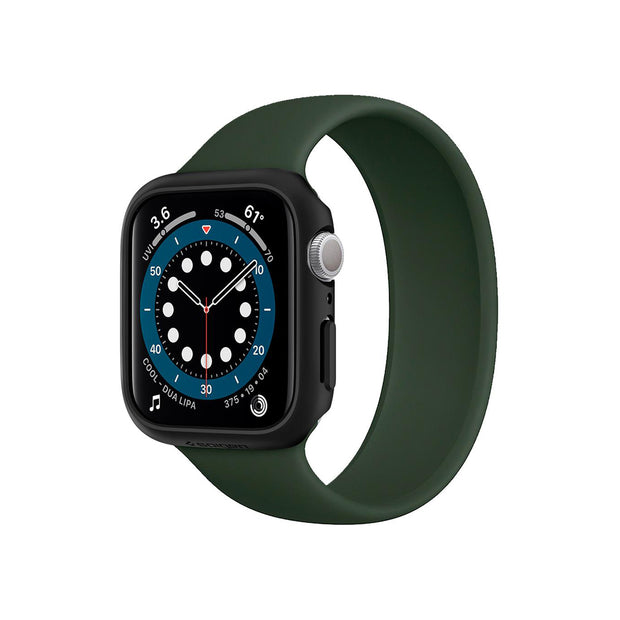 Spigen Apple Watch Series SE / 6 / 5 / 4 (40mm) Case Thin Fit - Black