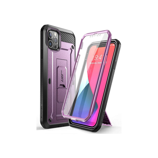 SupCase Unicorn Beetle Case for iPhone 12/12 Pro 6.1 inch Rugged Case