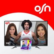 OSN - Pinoy Package