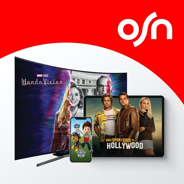 OSN - Renew Existing Package
