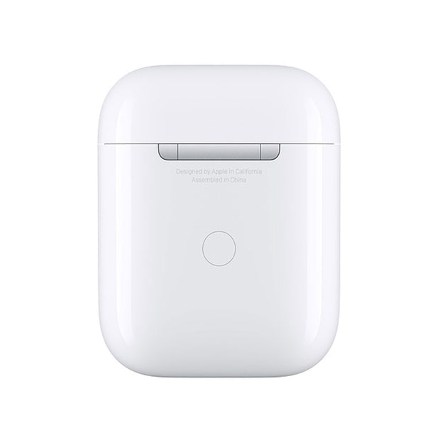 Apple Wireless Charging Case for Airpods (MR8U2ZE/A)-Accessories-Apple-Starlink Qatar