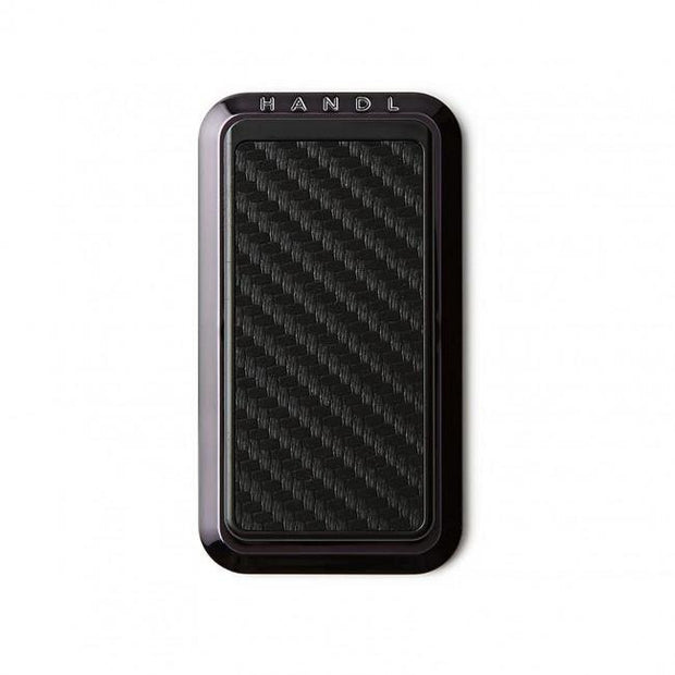 HANDLstick Phone Grip and Stand-Accessories-Handl-Carbon Fiber Black-Starlink Qatar