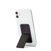 HANDLstick Phone Grip and Stand-Accessories-Handl-Solid Silver-Starlink Qatar