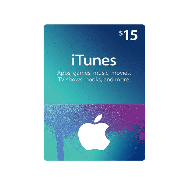 iTunes Card-Accessories-Apple-$10-Starlink Qatar